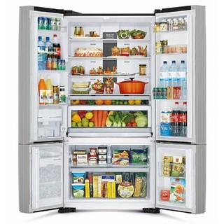 Холодильник-Syde by Syde-No Frost Hitachi R-WB800PUC6X XGR