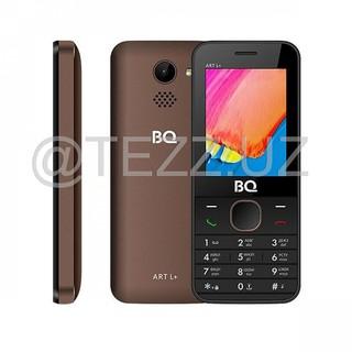 Телефоны BQ 2438 ART L+ Brown