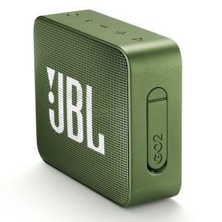 Портативная акустика JBL GO 2 (JBLGO2GRN)