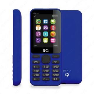 Мобильный телефон BQ 2431 Step L+ Dark Blue