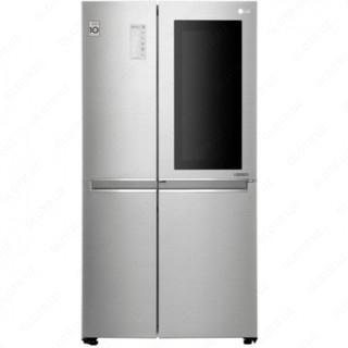 Холодильник LG GC-Q247CADC Стальной