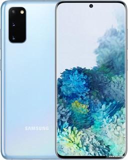 Samsung Galaxy S20 SM-G980F/DS 8GB/128GB Exynos 990 (голубой)
