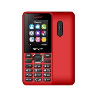 Телефон Novey A10 Red