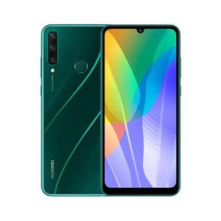 Смартфон Huawei Y6p green