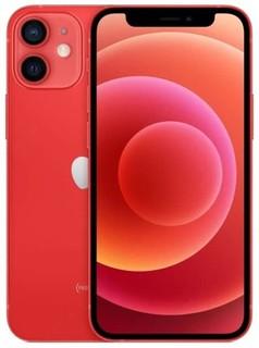 Смартфон Apple iPhone 12 mini 64GB (Red) Korea