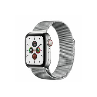 Apple Watch Series 5 GPS + Cellular 44mm Stainless Steel