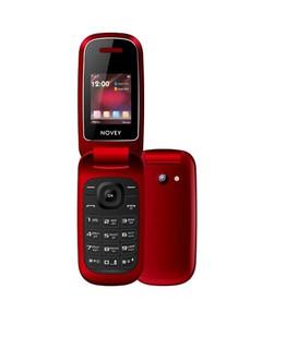 Телефон Novey 118 Red