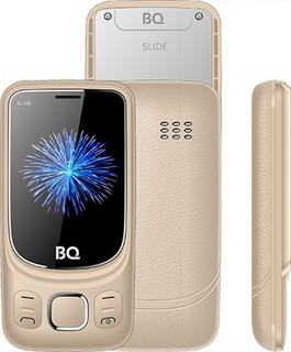 Мобильный телефон BQ 2435 Slide Gold