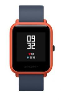 Смарт часы Amazfit Bip Cinnabar Red