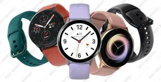 Часы Samsung Galaxy Watch Active2 44мм