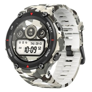 Smart Watch Amazfit T-Rex Camo green