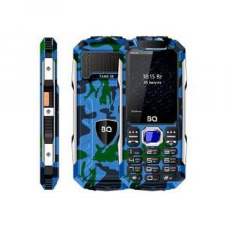 Кнопочный телефон BQ 2432 Tank SE Camouflage