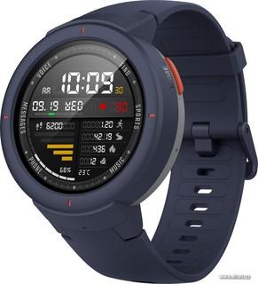 Умные часы Amazfit Verge (синий) (67588)