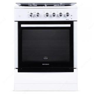 Газовая плита Shivaki 6410-G Shivaki ГП Белый