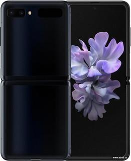Смартфон Samsung Galaxy Z Flip SM-F700N (черный) (62134)