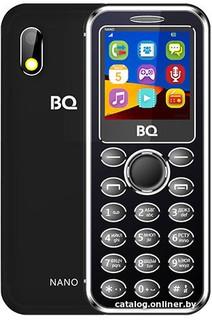 Мобильный телефон BQ-Mobile BQ-1411 Nano (черный) (59513)