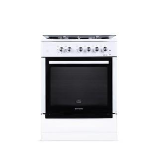 Комбинированная плита Shivaki Shiv 6300 КП Белый