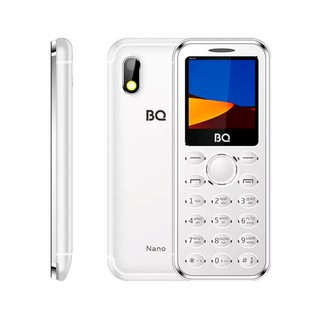 Телефон BQ 1806 ART White