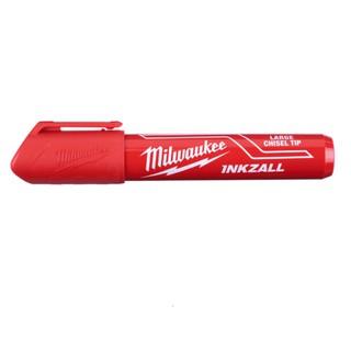 Красный маркер для стройплощадки MILWAUKEE INKZALL