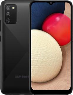 Смартфон Samsung Galaxy A02s SM-A025F/DS (черный) (69780)
