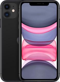 Смартфон Apple iPhone 11 128GB (черный) (57839)