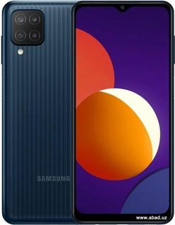 Смартфон Samsung Galaxy M12 SM-M127F/DSN 3GB/32GB (черный) (69794)