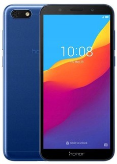 Смартфон Honor 7S 2/16GB Blue
