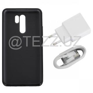 Смартфоны Xiaomi Redmi 9 EU 4/64GB Carbon Gray