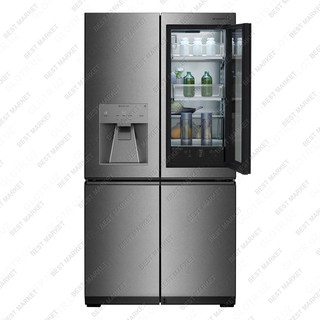 Холодильник LG GR-X33FGNGL SIGNATURE