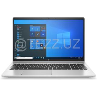 Ноутбуки HP Probook 450 G8 (882) Intel i3-1115G4/ DDR4 4 GB/ SSD 256GB NVME/ 15.6 HD LCD/ Intel UHD Graphics 620/ No DVD/ DOS/ RUS Silver (32M62EA)