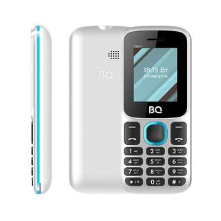 Телефон BQ 1848 Step+ (White) В наличии