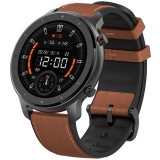 Смарт часы Xiaomi Amazfit GTR 47 mm Black