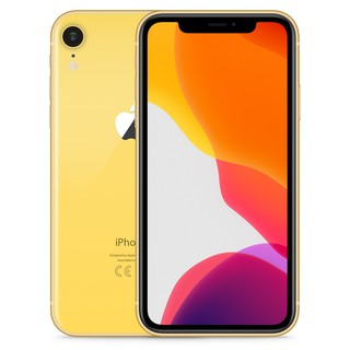 iPhone XR 256 (Yellow) Dual