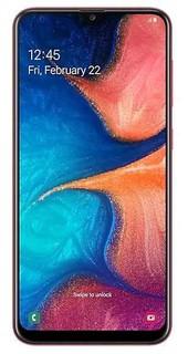 Смартфон Samsung Galaxy A20 32 Гб