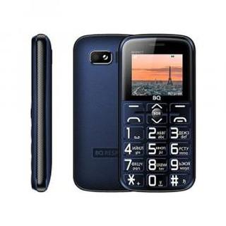 Кнопочный телефон BQ 1851 Respect Blue