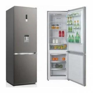 Холодильник Midea HD-400RWE1N 295 л Серебристый