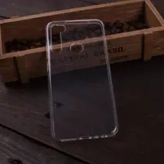 Чехол силиконовый для Xiaomi Redmi Note 8, прозрачный