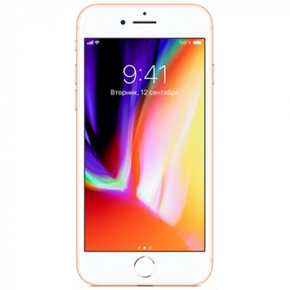 Смартфон iPhone 8 256GB Silver, Gray