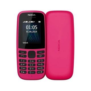 Nokia 105 Pink Dual