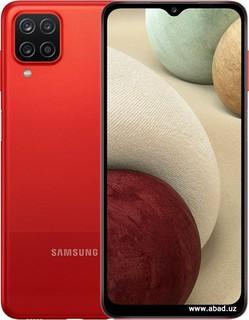 Смартфон Samsung Galaxy A12 3GB/32GB (красный) (66840)
