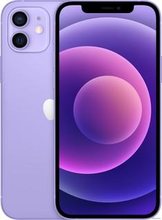 Смартфон Apple iPhone 12 128GB (фиолетовый) (67895)