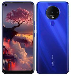 Смартфон TECNO Spark 6 KE7 4/64Gb Ocean Blue