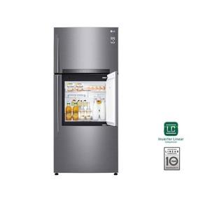Холодильник LG A702HMHU (Door in Door)