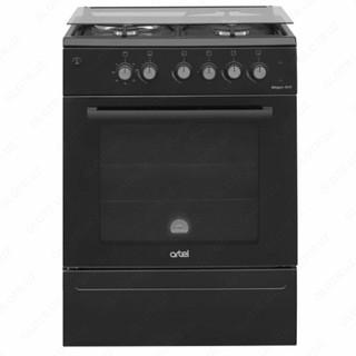 Комбинированная кухонная плита Artel Milagro 10-K Черный Матовый Чугун