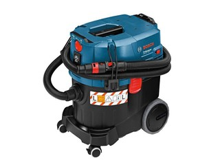 Пылесос универсальный для влажной и сухой уборки BOSCH GAS 35 L SFC+ Professional 06019C3000