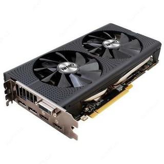 Видеокарта SAPPHIRE Radeon™ RX 470 4G D5 OC Oem