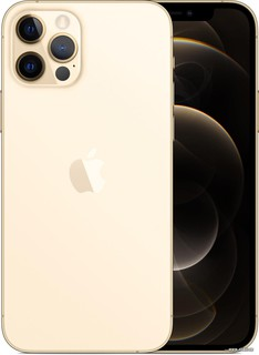 Смартфон Apple iPhone 12 Pro 128GB (золотой) (56538)