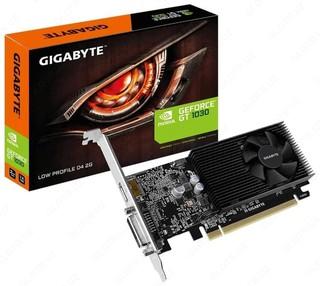 Видеокарта GIGABYTE GeForce GT 1030 D4 2G