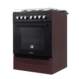 Комбинированная плита Shivaki 6302 K КП Brown