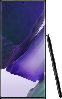 Смартфон Samsung Galaxy Note20 Ultra 5G SM-N9860 12GB/256GB (мистический черный) (62142)